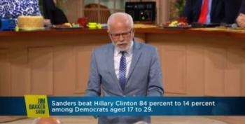 Ex-Con Preacher Compares Bernie Sanders To Hitler