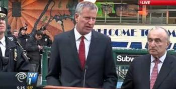 NYPD Commish And Mayor Blast Ted Cruz Over 'Patrol And Secure 'Muslims'