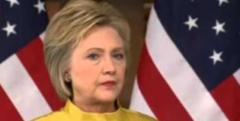 Hillary Clinton Deflates Ted Cruz' And Donald Trump's Counterterrorism Balloons