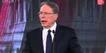 Wayne LaPierre Claims Gun Owners Are Smarter Than The Rest Of Us