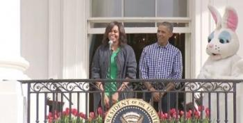 Worth Watching:  Michelle Obama At The White House Easter Egg Roll