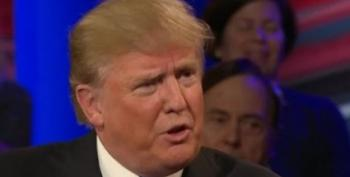 CNN's Anderson Cooper Tells Trump He Argues Like A Five Year Old
