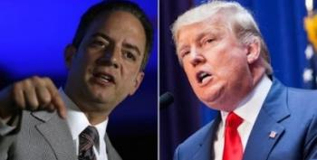 Reince Priebus Meets With Trump Over Reneged RNC Pledge