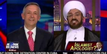 Robert Jeffress: Obama Has Assumed 'His Favorite Role, Of Defender-In-Chief Of Islam'