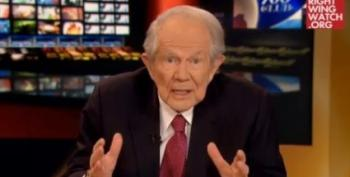 Pat Robertson: 'Violence' Needed To Eradicate Muslim Infection