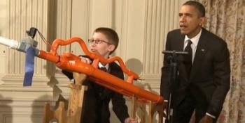 Open Thread - The Last Obama White House Science Fair