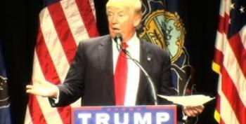 Donald Trump Asks Pittsburgh Audience: 'How's Joe Paterno?'
