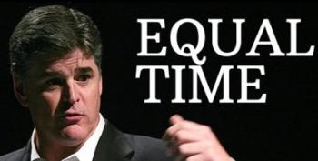 Sean Hannity Admits To Being A Shill For Republicans