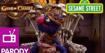 Open Thread:  The Sesame Street  'Game Of Thrones' Parody You've Been Waiting For