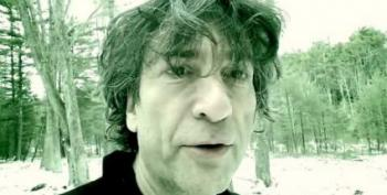 Open Thread - Neil Gaiman Recites Jabberwocky