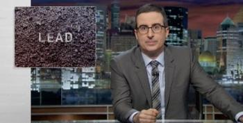 John Oliver Takes On Lead Poisoning - Last Week Tonight