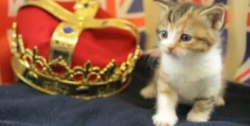 Open Thread - Animals Sing Happy Birthday To The Queen