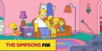 "Open Thread - Best Simpsons ""Couch Gag"" Ever?"