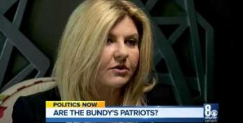 Michelle Fiore: Aim Your Guns At Anyone, Even If They Are Cops!