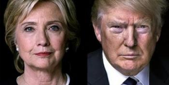 Trump Vs Hillary - It's On!