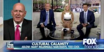 Fox News' Dr. Ablow: In 'Obama's America,' Millennials 'Get High And Stay Home' With Parents