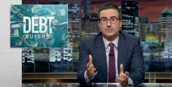 Medical Debt: John Oliver Breaks All Records For A Cash Giveaway!