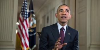 Obama's Weekly Address: Support For Victims In Orlando