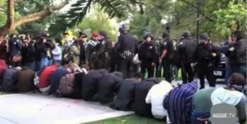 Report: UC Davis Pepper Spray Incident 'Should And Could Have Been Prevented'