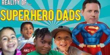 Open Thread - Happy Father's Day To All The Superheroes!