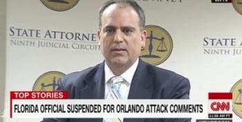 FL Prosecutor Suspended After Facebook Rant Against 'Ghetto Thugs'