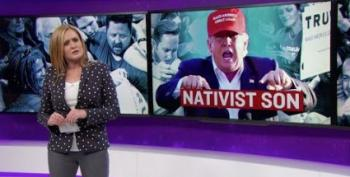 Samantha Bee On GOP Racism And Trump