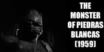 C&L's Sat Nite Chiller Theater: 'The Monster Of Piedras Blancas'  (1959)
