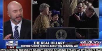 Ex-Secret Service Agent Paid To Slander Clinton: 'She Doesn't Like Men'