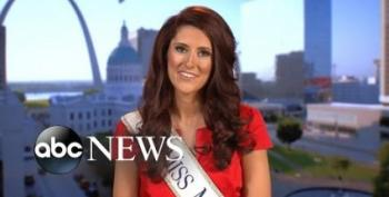 Miss America Pageant Has First Openly Gay Contestant