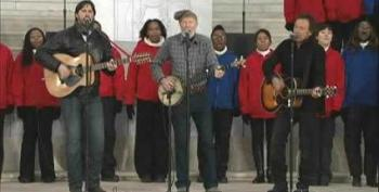 C&L's Late Night Music Club With Pete Seeger
