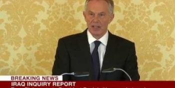 Tony Blair To George Bush: 'I Will Be With You, Whatever'