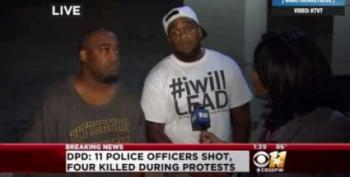 Man Misidentified As 'Person Of Interest' In Dallas Shooting Speaks Out