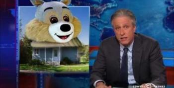 That Time Jon Stewart Kicked Mike Pence For Anti-Gay Bigot Law