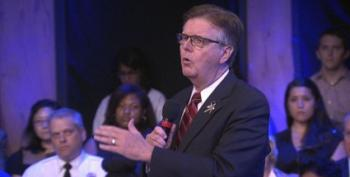 President Obama Fact-Checks Texas Lt. Governor Dan Patrick