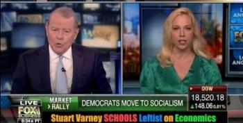 Fox News' Stewart Varney Flips Out When His Defense Of The Wealthy Fails
