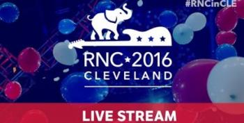 LIVESTREAM:  The Republican Convention, Final Day!