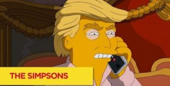 Open Thread - Why Homer Simpson Won't Vote Trump