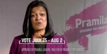 Berniecrat Pramila Jayapal Wins WA-07 Primary