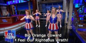 Colbert:  Trump Ripped Off The 'USA Freedom Kids'