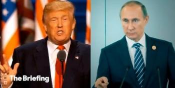 Why Do Trump And Putin Sound Alike?