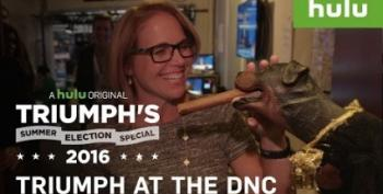 Open Thread - Triumph The Insult Comic Dog At The DNC
