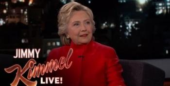Hillary Clinton Isn't Worried About Emails