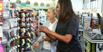 Open Thread - FLOTUS Can't Take Ellen Anywhere!