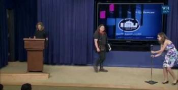 Open Thread: The White House Holds A Disability And Prosthetic Fashion Show