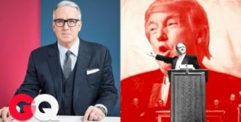 Keith Olbermann Points Out Trump Is Many Movies Rewritten