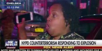 NY Bombing Eyewitness 'Burrito Lady' Deserves To Go Viral