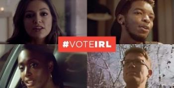 YouTube Launches 'Vote IRL' - Register To Vote In 1:34