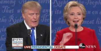 Donald Trump Got Thumped In First Presidential Debate