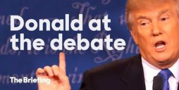 Clinton Campaign Slays Trump's Debate Performance In Web Video