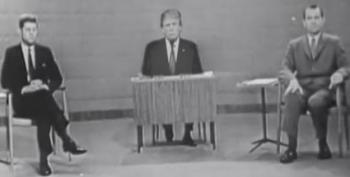 Open Thread - Trump At The Nixon-Kennedy Debate